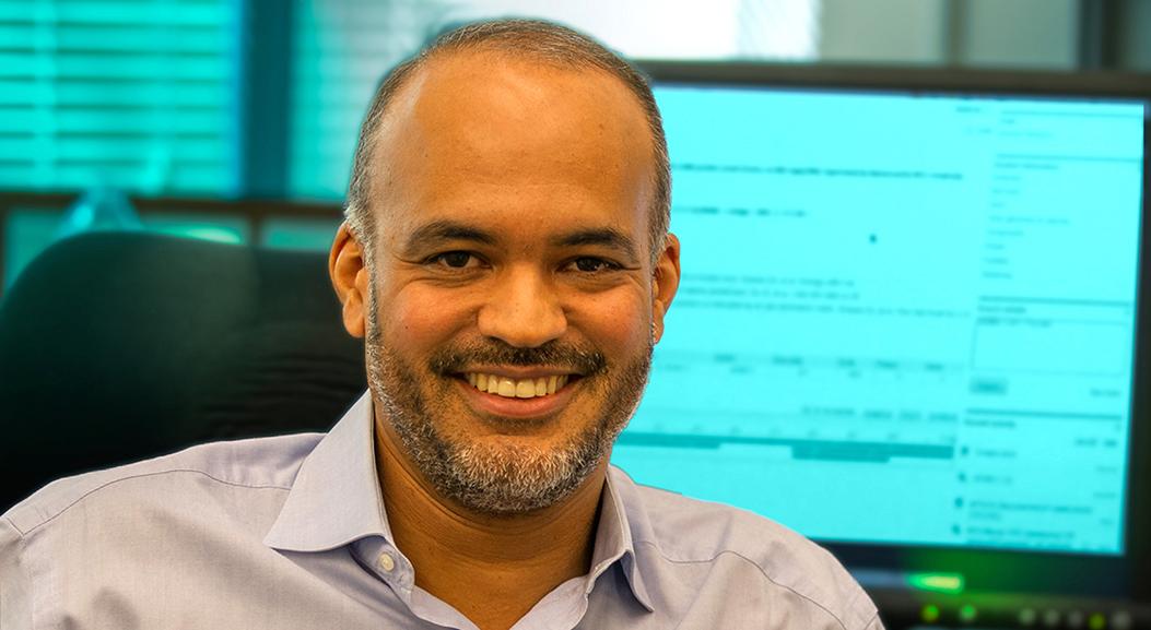 Jonathan Allen, LLNL Researcher