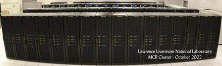 MCR Cluster 2002