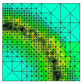 Adaptive grid methods