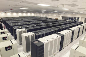 HP/Compaq Alphaserver