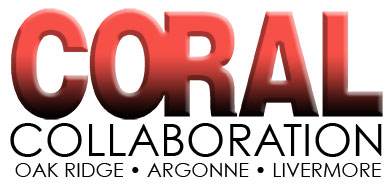 CORAL collaboration logo