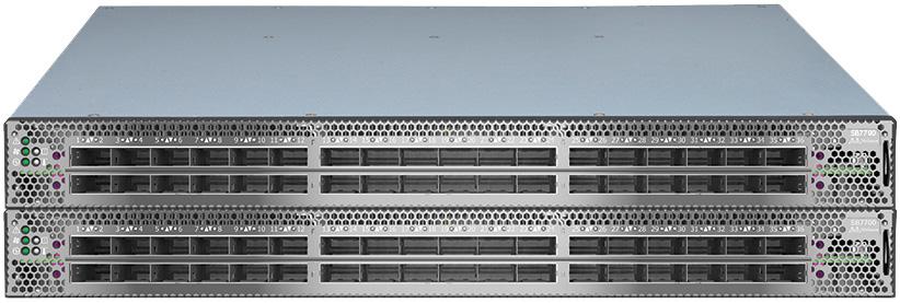 Mellanox Switch-IB Top-of-Rack (edge) switches