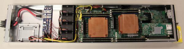 Single compute node - CTS-1