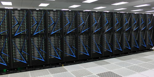 Sierra supercomputer