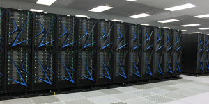 View of Sierra rack