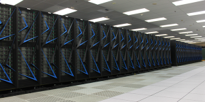 Wide view of Sierra rack