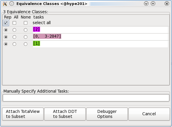 STAT GUI EQ classes window