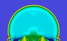 detonation simulation image
