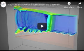 Simulation video screenshot