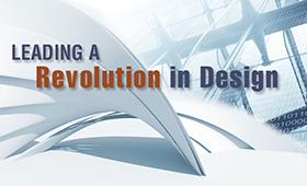 leading a revolution in design,  image, largely for decoration