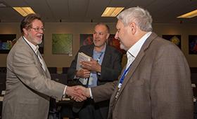 Bill Goldman meets NFL officials
