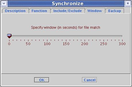 Synchronize window tab